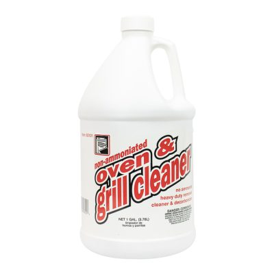 Oven and Grill Cleaner Non-Ammoniated Chemcor 1-Gallon
